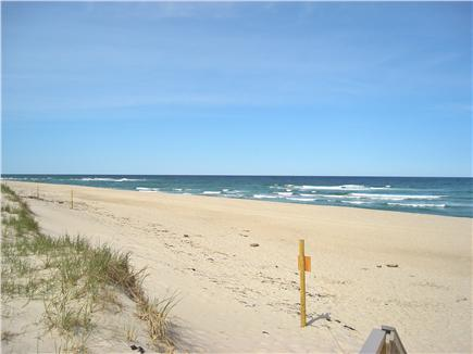 East Orleans Cape Cod vacation rental - Nauset Beach looking North Spectacular in any season