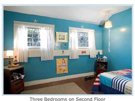 West Harwich Cape Cod vacation rental - Three Bedrooms on Second Floor