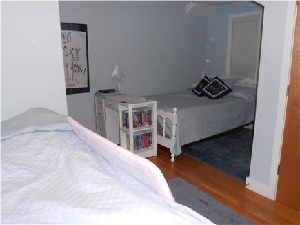 Wellfleet Cape Cod vacation rental - Second floor (double and a twin)