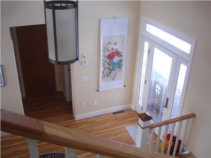 Wellfleet Cape Cod vacation rental - Front door view