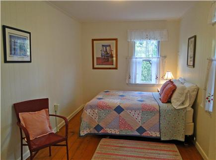 West Dennis Cape Cod vacation rental - Double bedroom with AC
