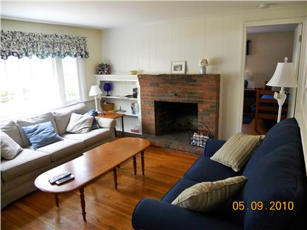 West Yarmouth Cape Cod vacation rental - Sunny, spacious Livingroom