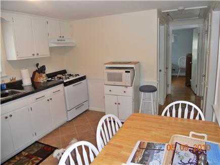 West Yarmouth Cape Cod vacation rental - Kitchen has tile floor and granite counter tops