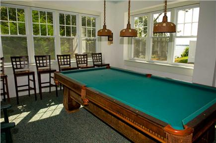 Orleans Cape Cod vacation rental - Game room - lots of fun with pool table and darts