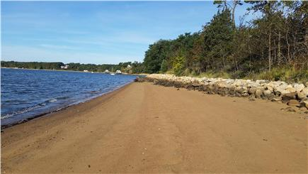Orleans Cape Cod vacation rental - Your own beach at low tide