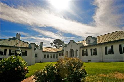 Orleans Cape Cod vacation rental - View of the front of the estate