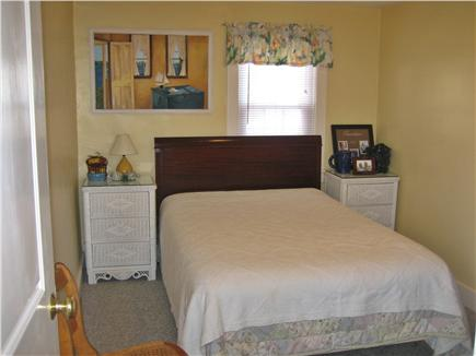 Wellfleet Cape Cod vacation rental - Bedroom with double bed on the first floor