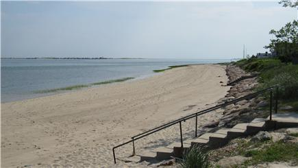 Barnstable Cape Cod vacation rental - Millway Beach in Barnstable Harbor: Great Walking & Sunsets