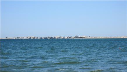 Barnstable Cape Cod vacation rental - Enjoy viewing the scenic cottages and lighthouse at Sandy Neck!
