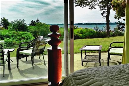 Orleans Cape Cod vacation rental - Second master bedroom with private patio