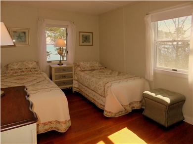 Orleans Cape Cod vacation rental - Bedroom with twin beds