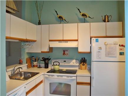 Brewster Cape Cod vacation rental - Well-appointed kitchen
