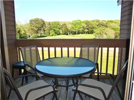Brewster Cape Cod vacation rental - View from the deck