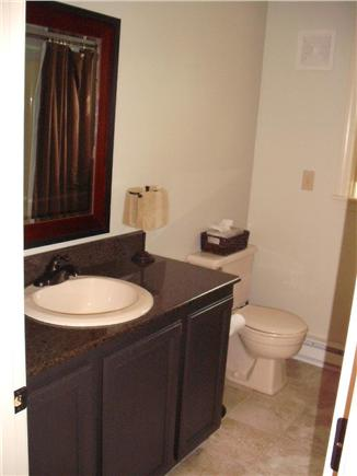 Centerville, Barnstable Centerville vacation rental - Down Stairs Bath