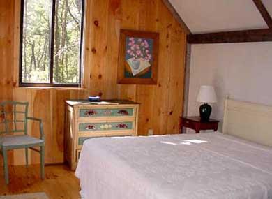 South Wellfleet Cape Cod vacation rental - Master bedroom