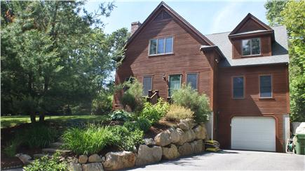 Harwich Cape Cod vacation rental - House Front