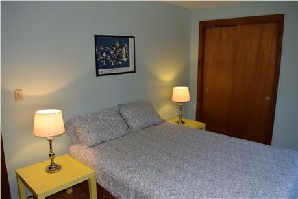 Harwich Cape Cod vacation rental - Blue bedroom