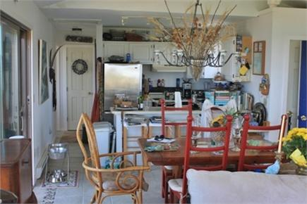 Eastham Cape Cod vacation rental - View towards Dining and Kitchen