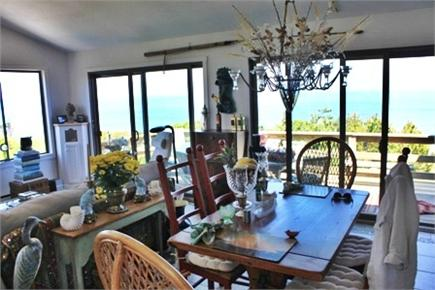 Eastham Cape Cod vacation rental - Double sliders to the 2nd floor deck