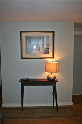 Brewster Historic District Cape Cod vacation rental - Entry Way