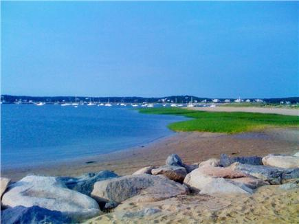Wellfleet Cape Cod vacation rental - Bay at the end of the road