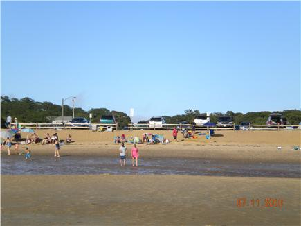 Eastham Cape Cod vacation rental - Campground Beach...short walk and parking