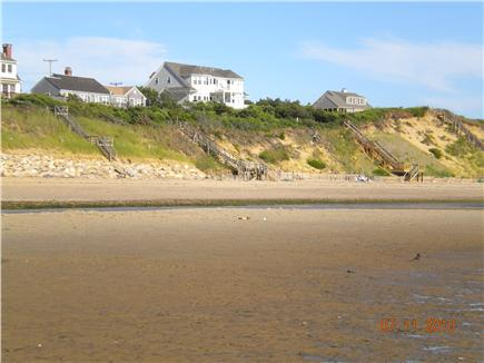 Eastham Cape Cod vacation rental - Campground Beach...at end of street