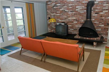 Wellfleet Cape Cod vacation rental - Rec/TV room on first floor
