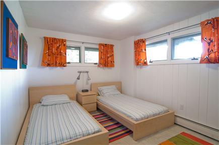 Wellfleet Cape Cod vacation rental - Bedroom #3 on first floor