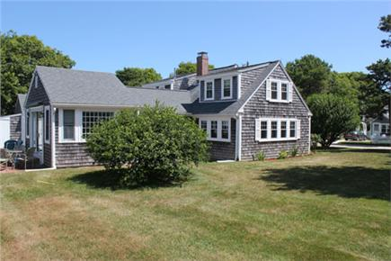 Harwich Port Cape Cod vacation rental - Large Yard For Kids to Play