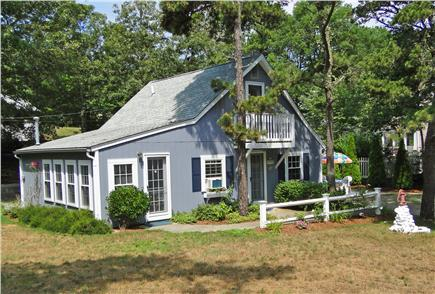 Harwich near restaurants, shopping, and deep sea fishing, also located near ferry to Nantucket Cape Cod vacation rental - Quiet neighborhood on corner lot