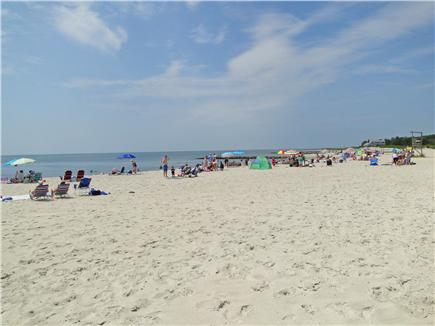 Harwich near restaurants, shopping, and deep sea fishing, also located near ferry to Nantucket Cape Cod vacation rental - Red River Beach, vast, beautiful, with lifeguard