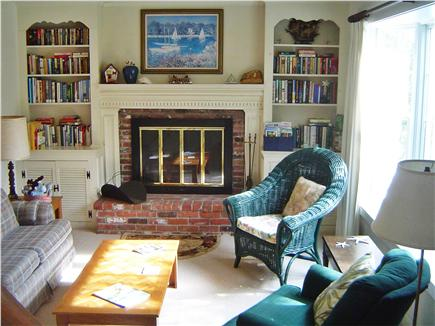 East Harwich Cape Cod vacation rental - Living Room