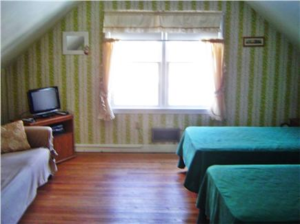 East Harwich Cape Cod vacation rental - Large Bedroom, Second Floor (2 twins)