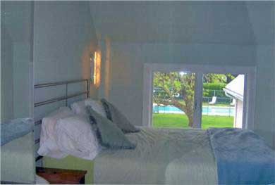 Harwichport Cape Cod vacation rental - Bedroom #1 with large breezy window