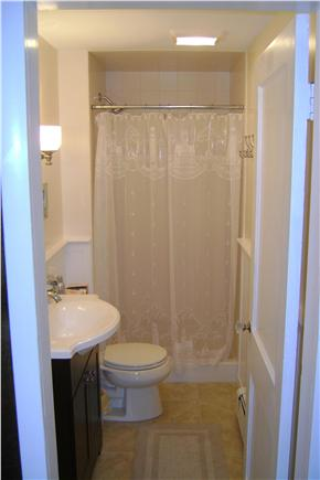 Brewster Cape Cod vacation rental - Main floor bathroom and downstairs baths are newly remodeled