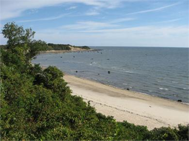 Plymouth, Manomet Bluffs MA vacation rental - The beach ...