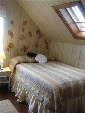 West Yarmouth Cape Cod vacation rental - Double bedroom upstairs