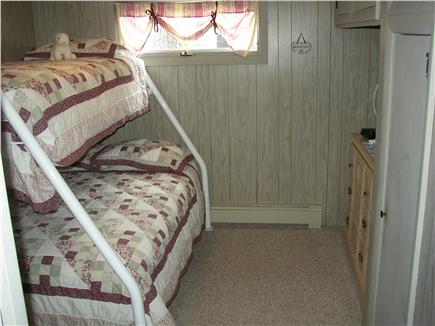 Harwich Cape Cod vacation rental - Middle Bedroom with Pyramid Bed (the kids will love it!)