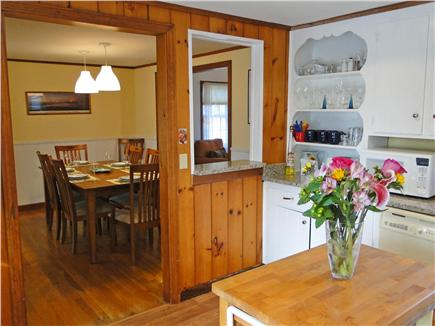 Chatham Cape Cod vacation rental - Dining Room comfortably seats 8 people
