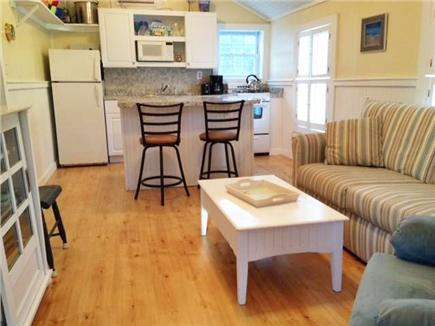 Eastham Cape Cod vacation rental - Main Room to Kitchen