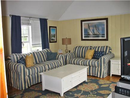 Centerville Centerville vacation rental - Comfortable main living area.