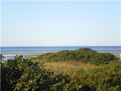 Eastham Cape Cod vacation rental - Panoramic view of Cape Cod Bay from roof deck