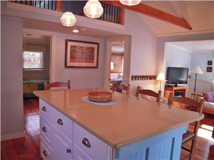 Eastham Cape Cod vacation rental - Interior layout from kitchen
