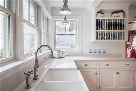 Chatham Cape Cod vacation rental - Newly renovated kitchen