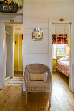 Chatham Cape Cod vacation rental - Showing the entrance to the bathroom and the bedroom