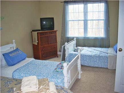 eastham Cape Cod vacation rental - 2nd floor bedroom (set of twins)