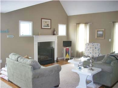 eastham Cape Cod vacation rental - Tastefully decorated light, airy and comfortable living room