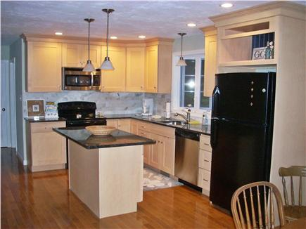 eastham Cape Cod vacation rental - Lovely new maple cabinets, granite cntr/tps, new appliances