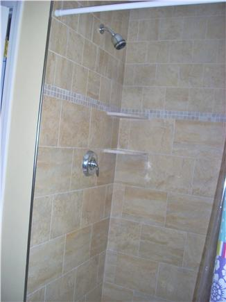 eastham Cape Cod vacation rental - 1st floor spacious walk-in shower